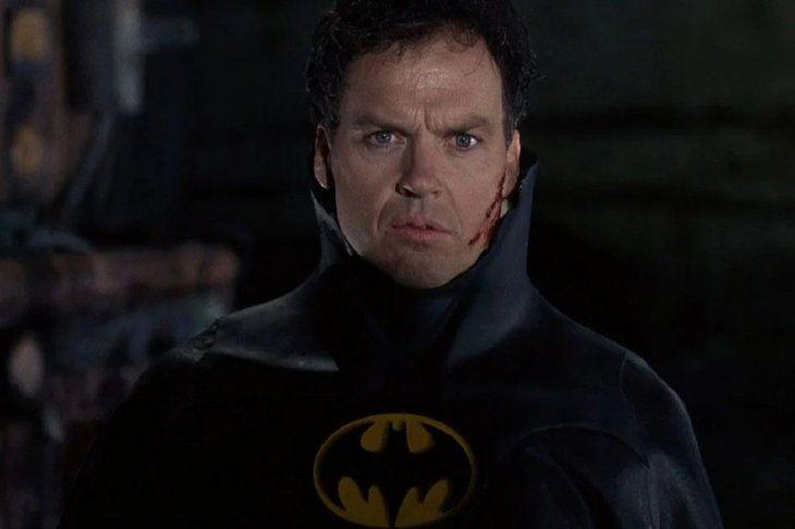 batman, michael keaton, the flash