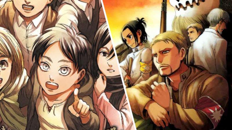 Shingeki no Kyojin: Revelan la fecha de estreno del nuevo final –  TierraGamer
