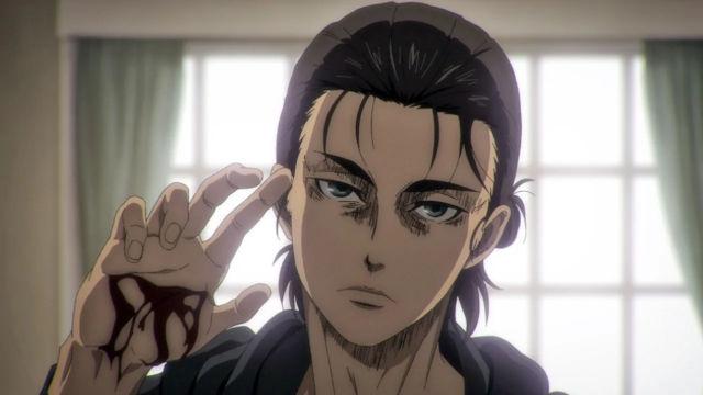 Así se vería Eren en la Temporada 4 de Shingeki no Kyojin con el estilo original
