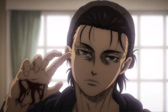 Eren en Shingeki No Kyojin