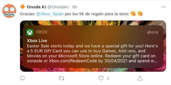 Xbox de nuevo regala dinero a jugadores en México