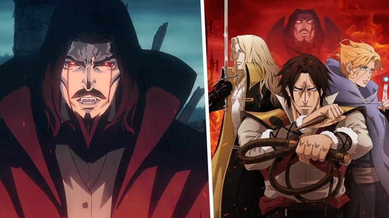 Castlevania: Netflix anuncia cuándo será el final de la serie y es muy pronto