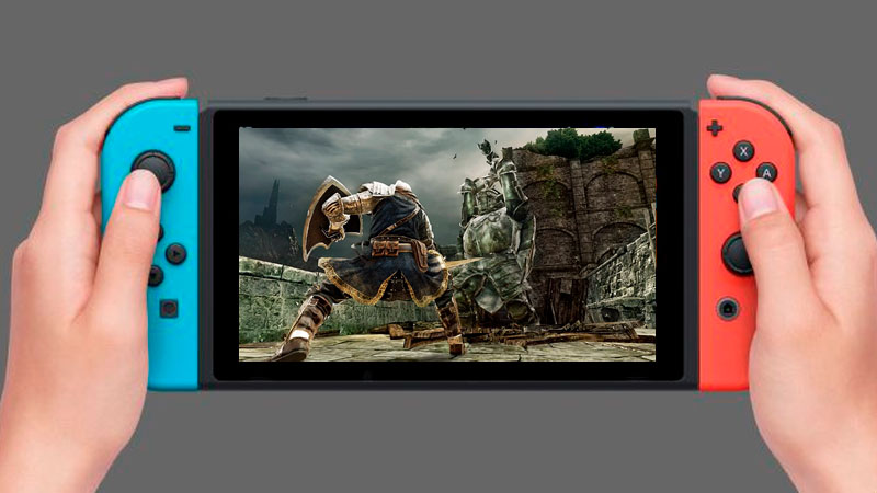 Dark Souls 2 Nintendo Switch