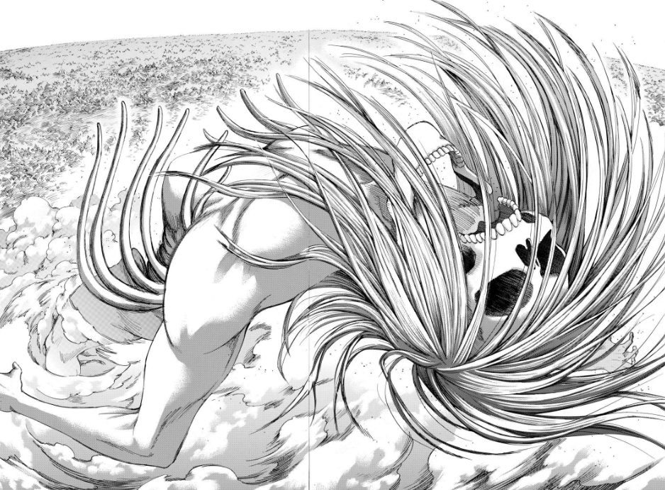 Attack on Titan Final Manga 139 spoilers Hajime Isayama