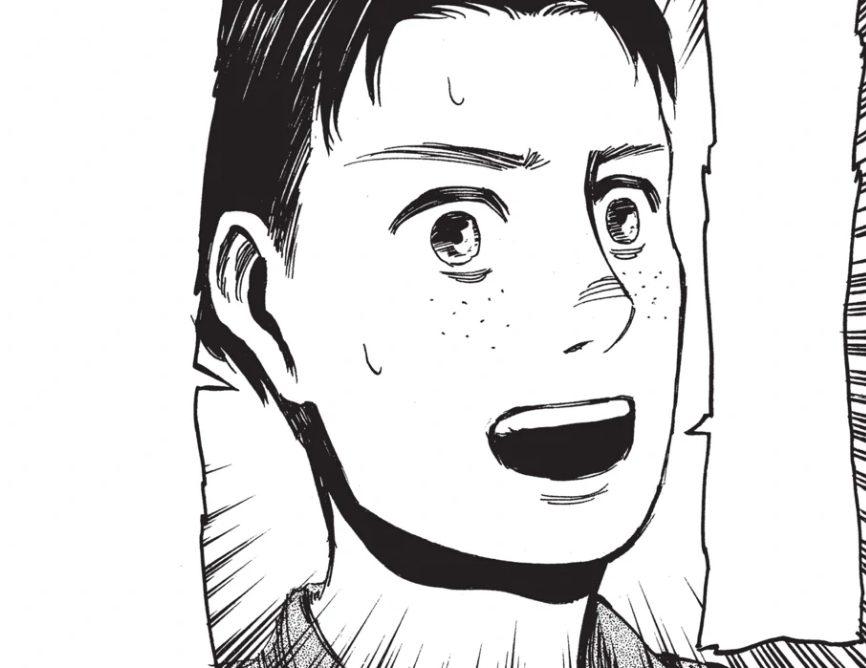 Attack on titan 139 final manga Marco