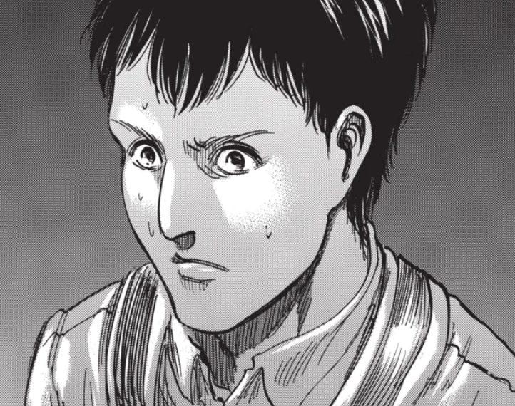 Attack on titan 139 final manga bertolt