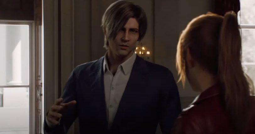 Resident Evil anime infinite Darkness Netflix