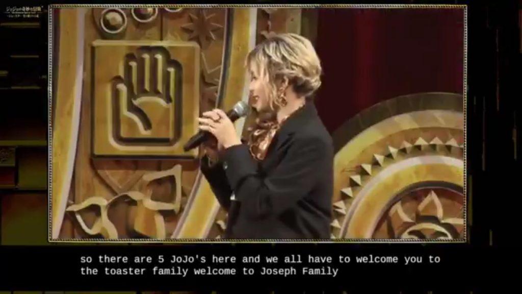 Stone Ocean Jojo's Bizarre Adventure Ai Fairouz actriz de voz de Jolyne Kujo