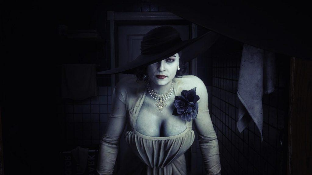Lady Dimitrescu Resident Evil 3