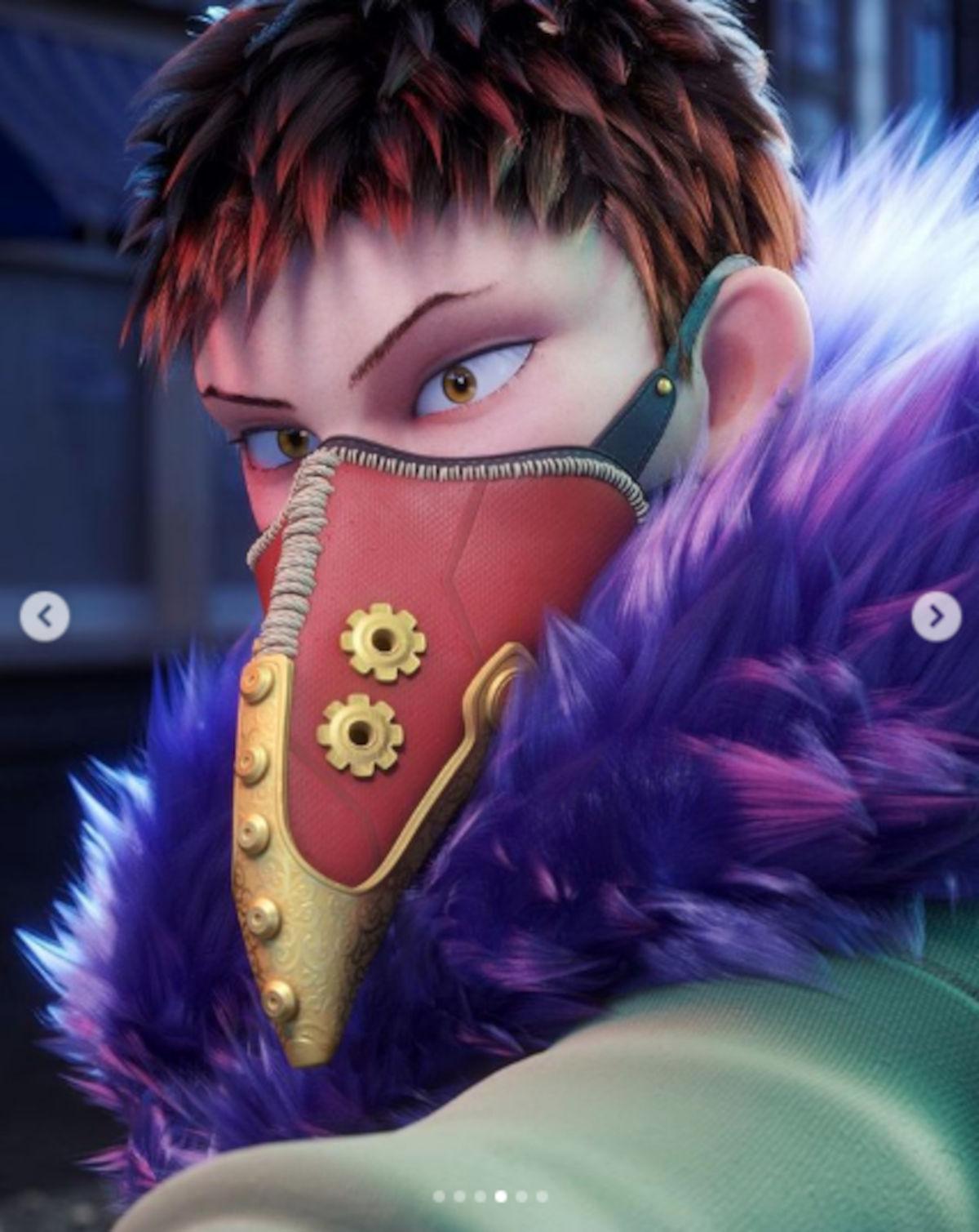 My Hero Academia: Overhaul está listo para una película CG