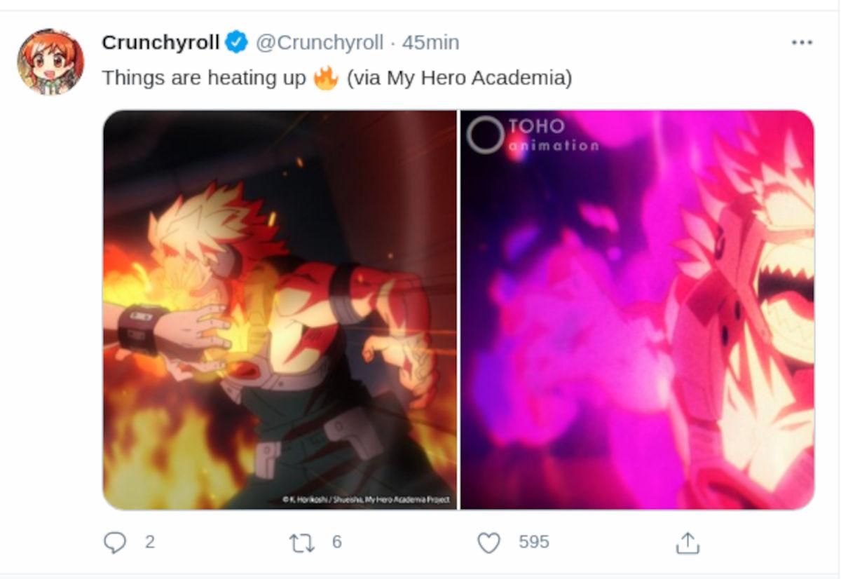 My Hero Academia: Shoto Todoroki muestra su poder en el anime