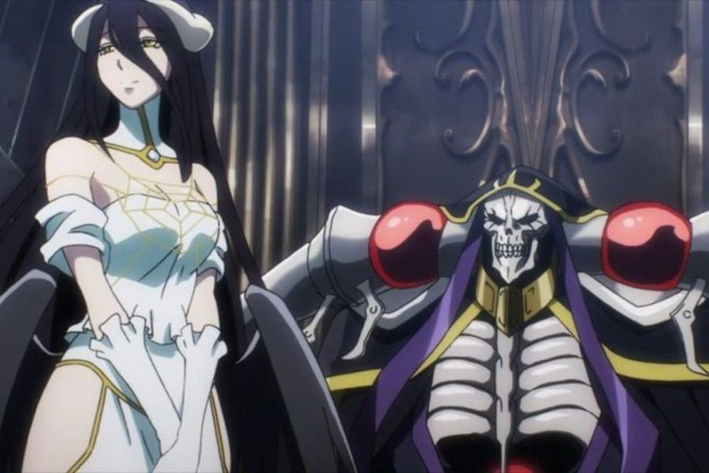 Anime Isekai Overlord