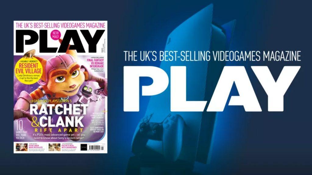 Revista Play PlayStation