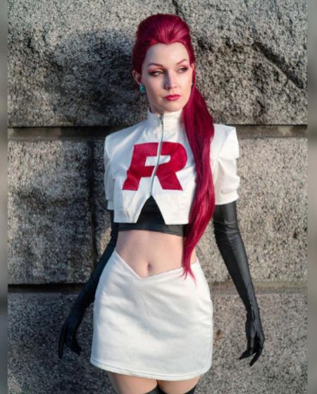 Jessie de Pokémon consigue nuevo cosplay