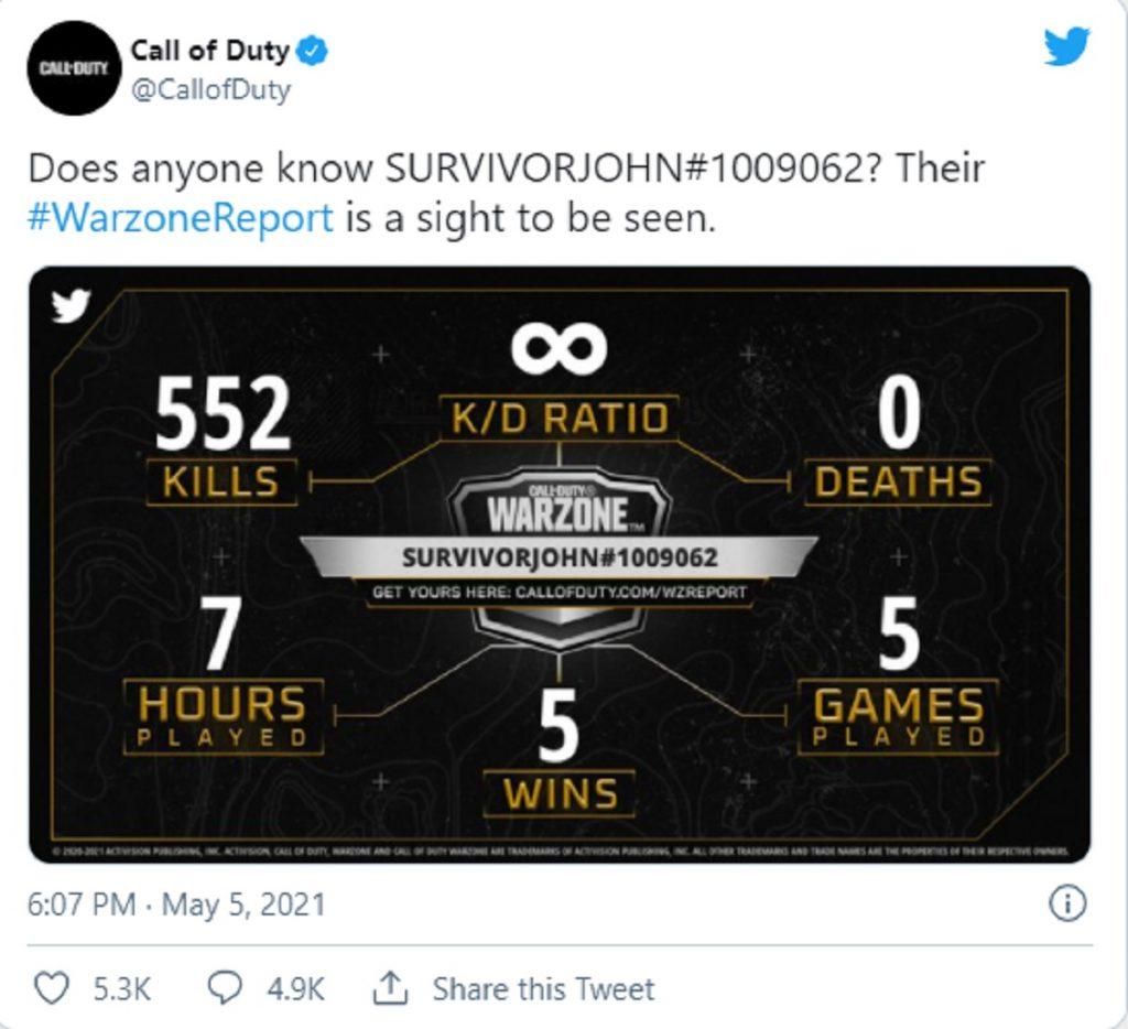 Rambo y Duro de Matar Call of Duty Warzone
