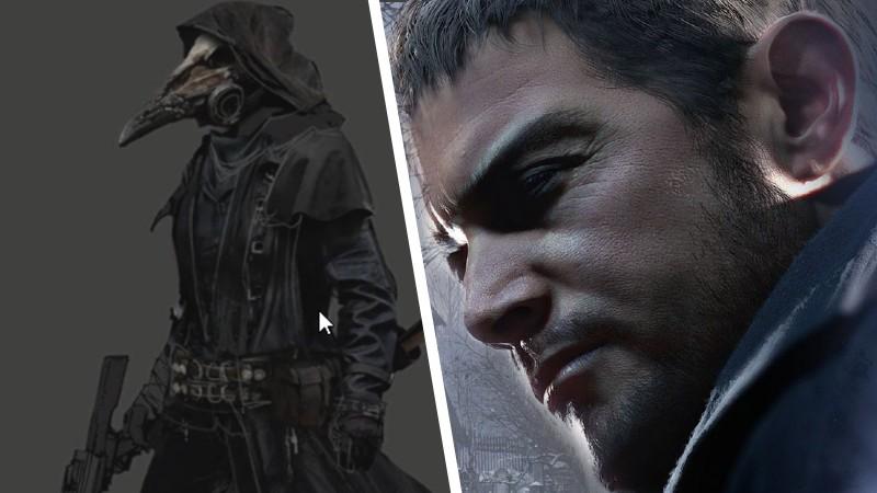 No solo era Chris: Resident Evil Village tenía a otro querido personaje de la saga