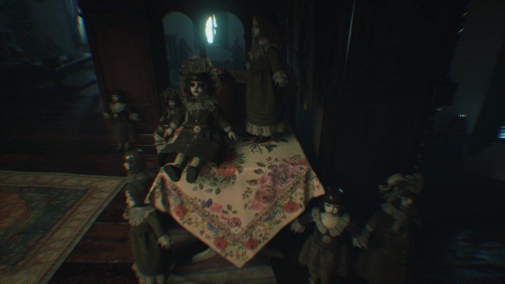 Resident Evil Village Munecas