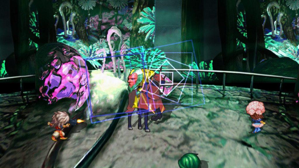 Saga Frontier: Remastered Steam, Nintendo Switch, Playstation 4, iOS y Android sistema de combate. TierraGamer