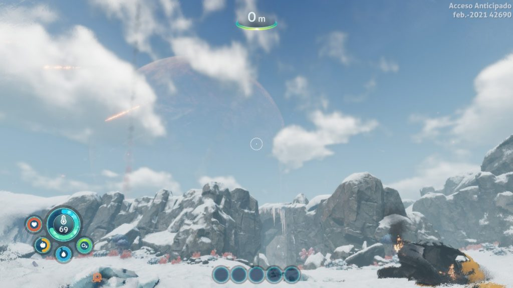 Subnautica Below Zero Nieve