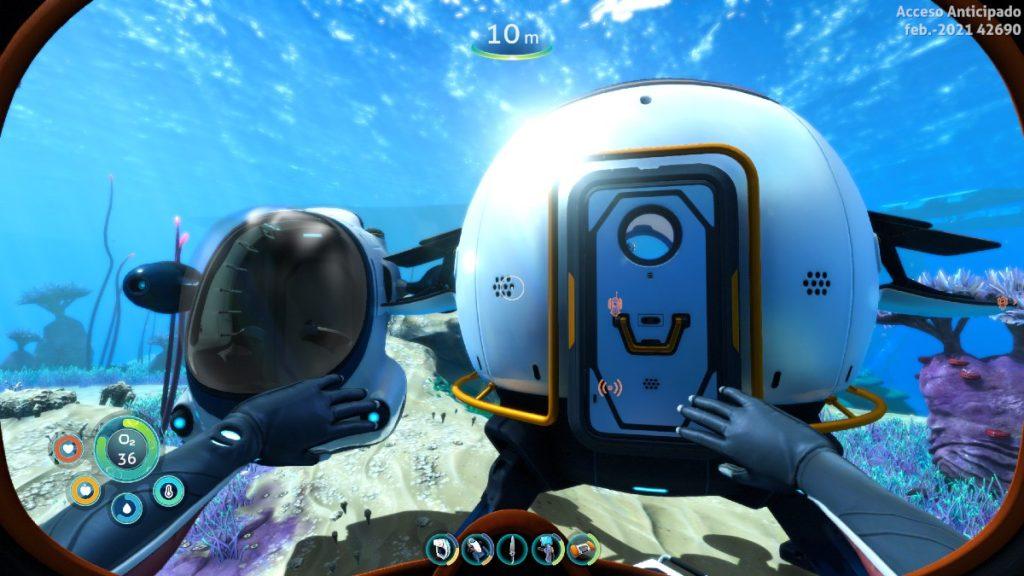 Subnautica Below Zero Seatruck