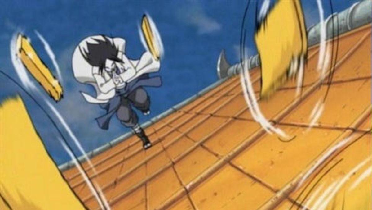 10 Jutsu de Naruto no muy efectivos y hasta ridículos