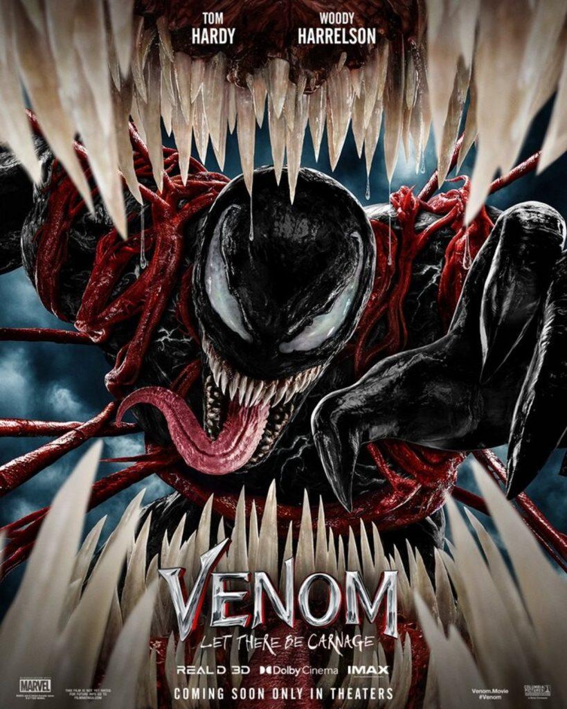 Venom Carnage poster