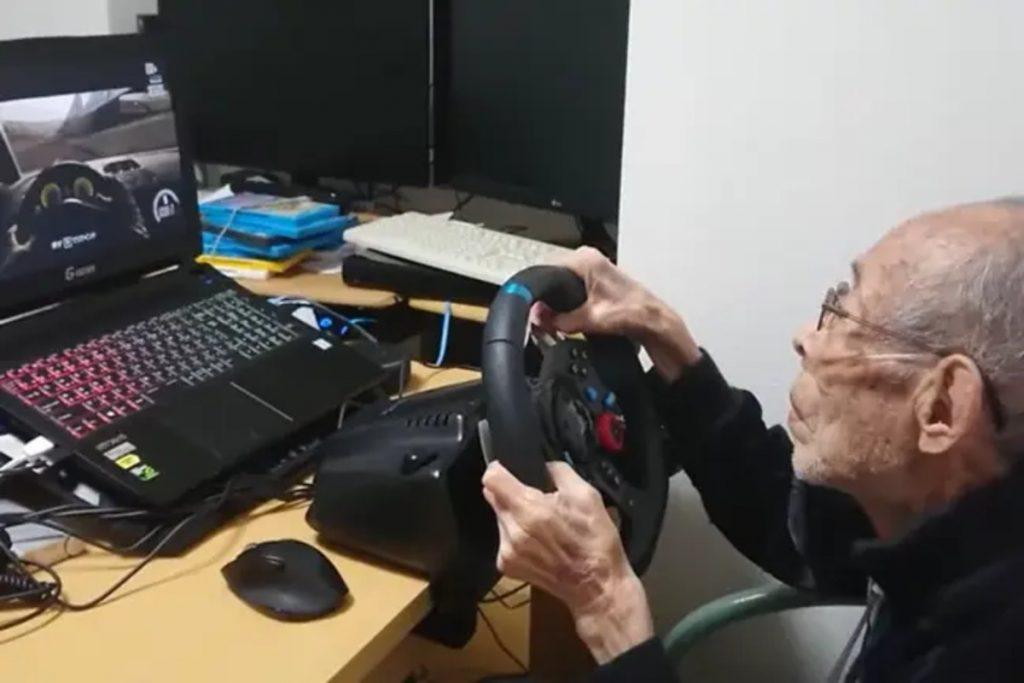 abuelito gamer youtuber