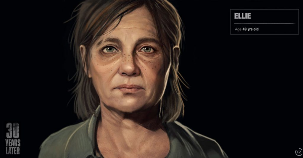 The Last of Us 30 años después