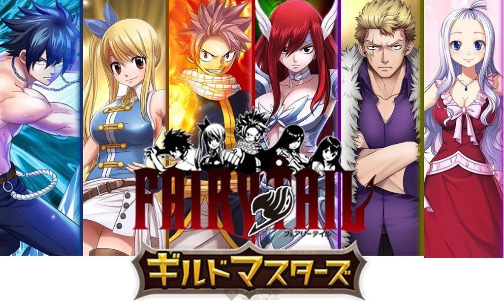 fairy tail, guild masters, móviles, hiro mashima