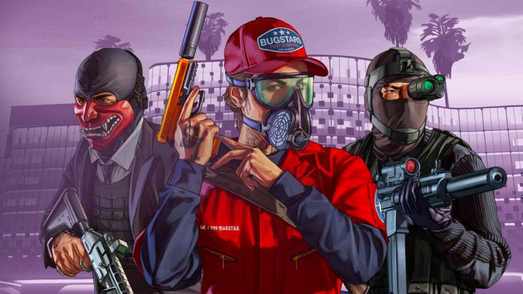 GTA Online juego AAA