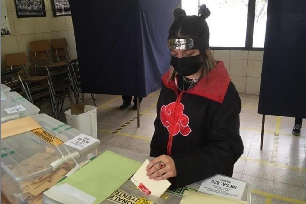 akatsuki, naruto, cosplay nueva constitución. tierragamer