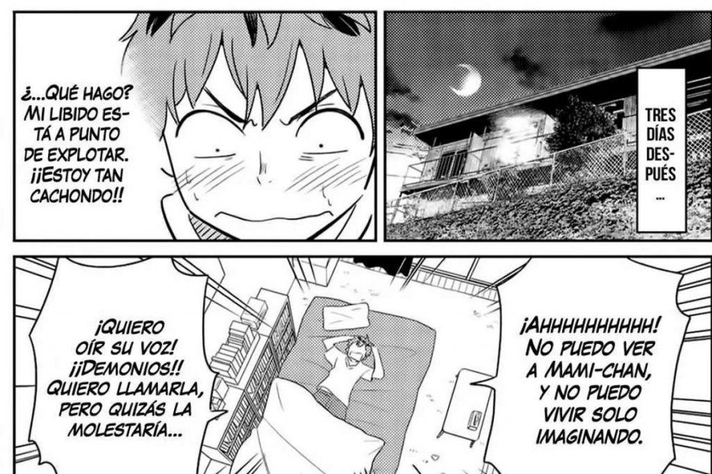 Kanojo, Okarishimasu. Capítulo 0. Mami-chan