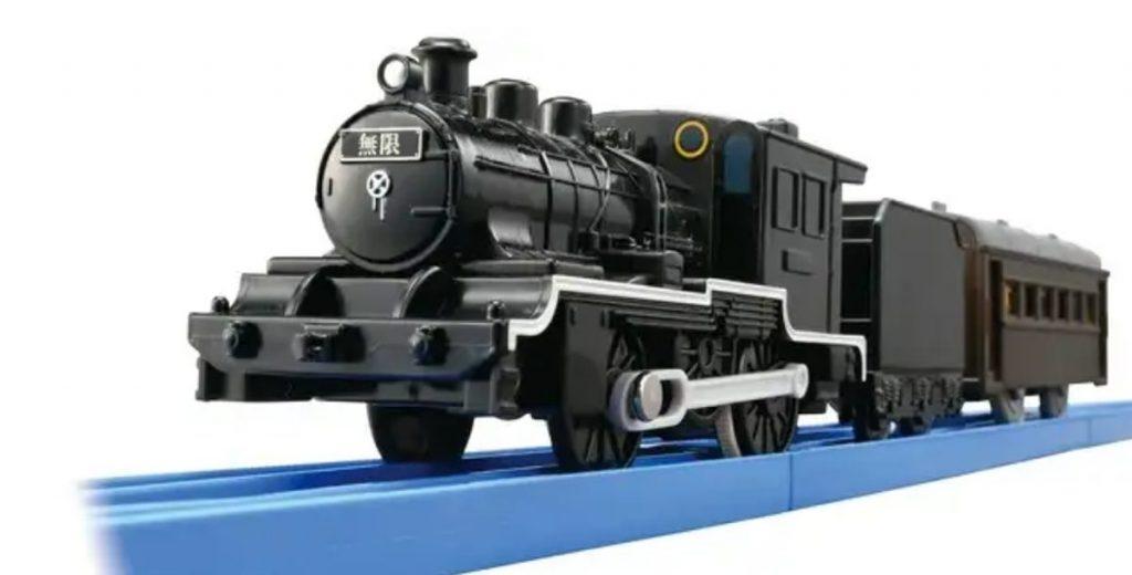 Kimetsu no Yaiba Mugen Train set de figuras. tierragame