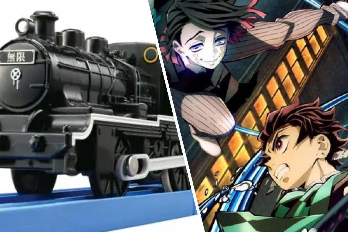 ¡Kimetsu no Yaiba: Mugen Train cobra vida con figuras!