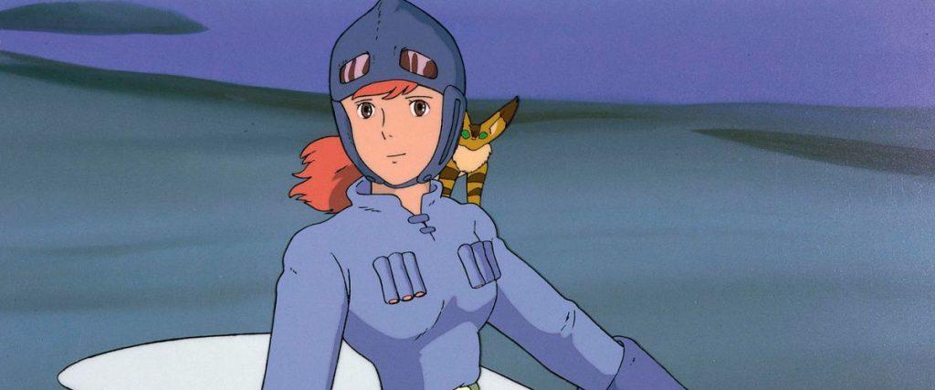 Hideaki Anno Nausicaa Evangelion