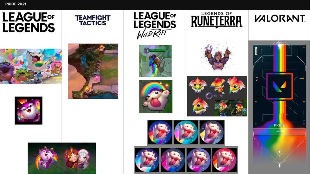 Riot Games Pride