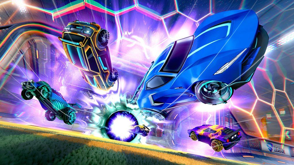 rocket league, torneo, gamers unite, psyonix