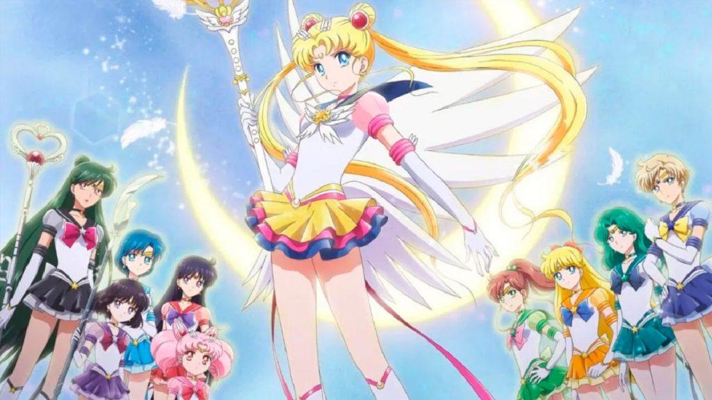 Sailor Moon Eternal Netflix