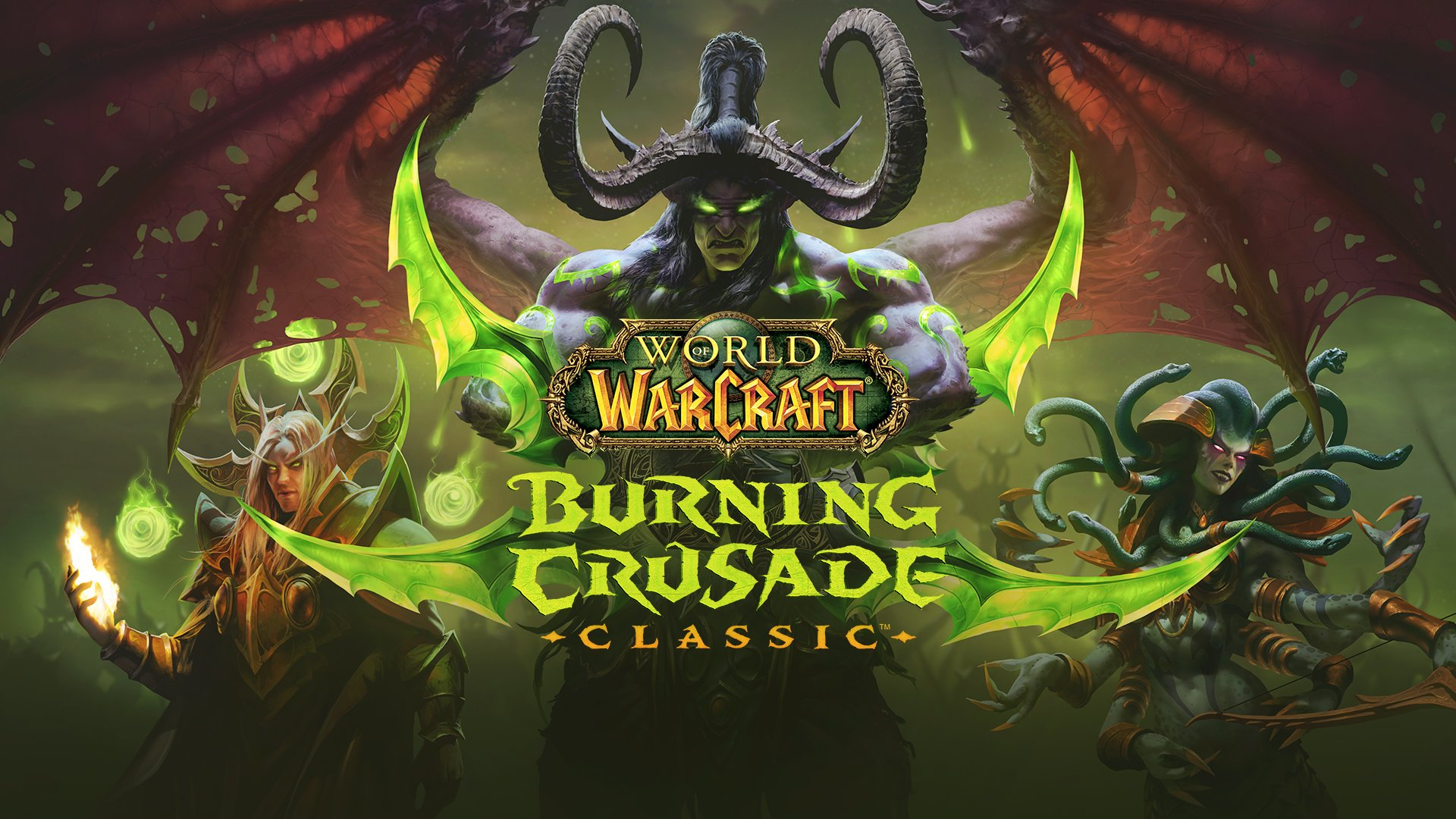 World of Warcraft Classic: Es hora de regresar a Burning Crusade