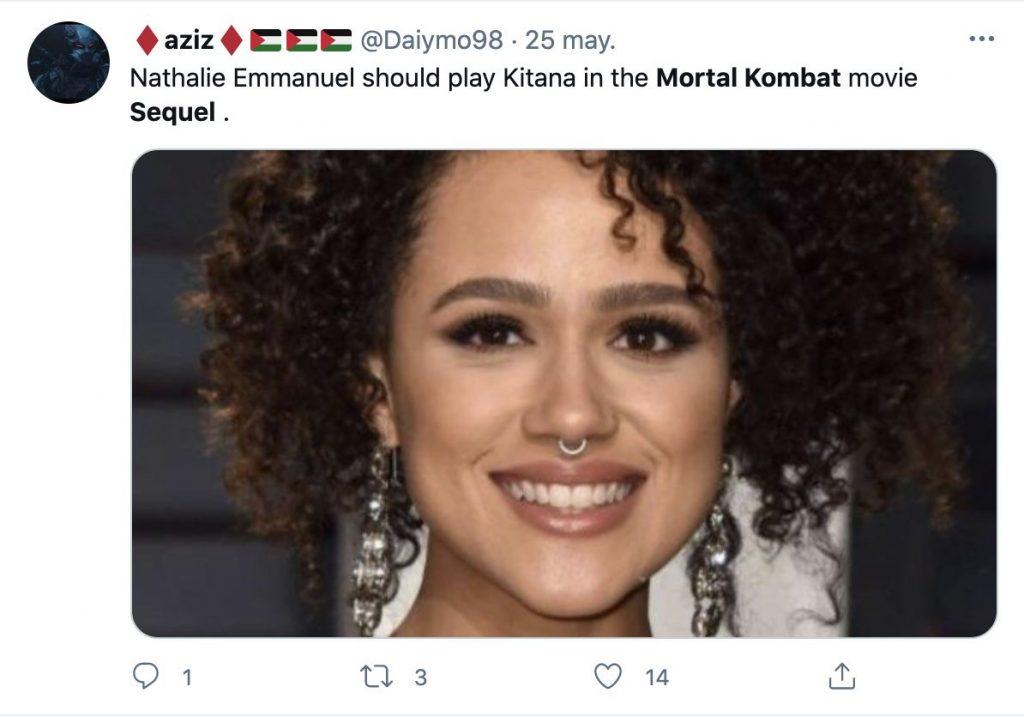 Mortal Kombat Película 2021 HBO Max