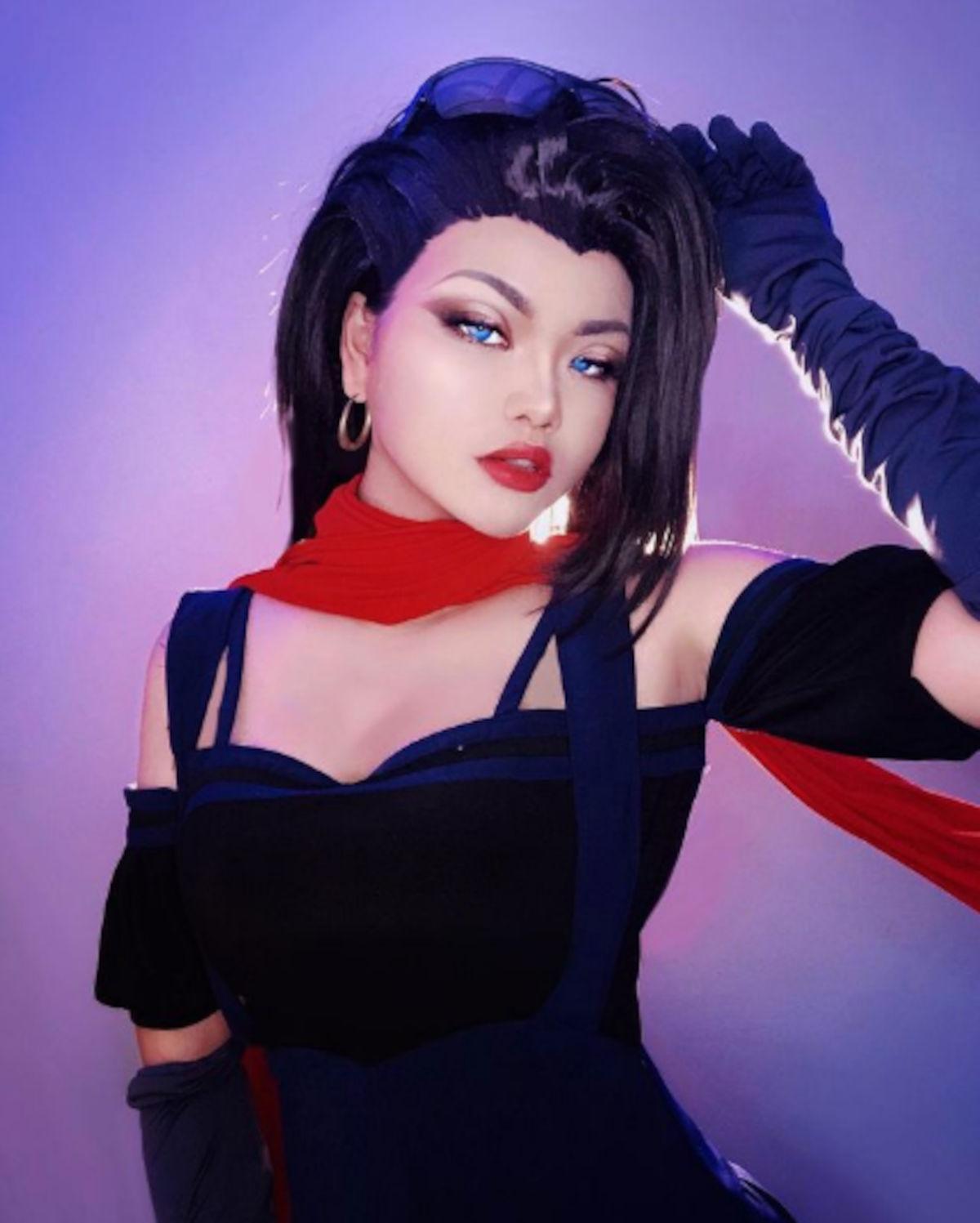 Lisa Lisa de JoJo's Bizarre Adventure consigue un nuevo cosplay