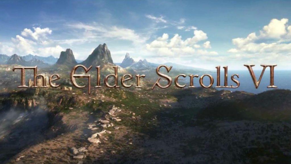 Xbox Elder Scrolls 6