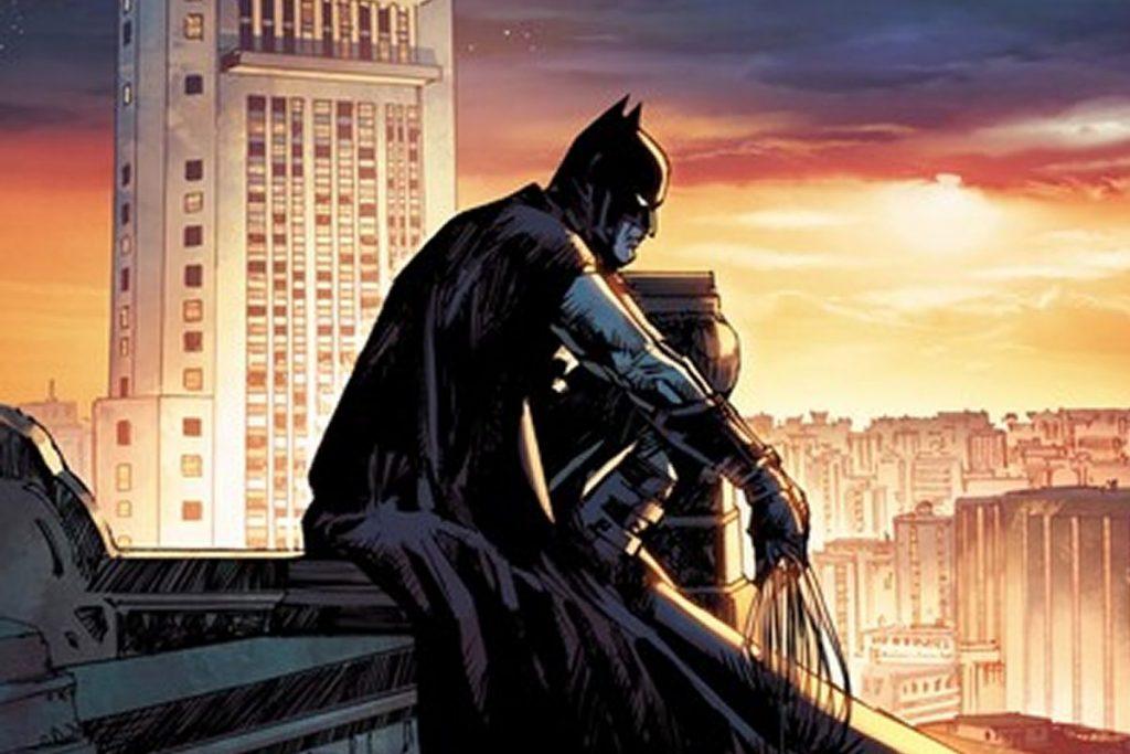 Batman: The World Mexico Latin America Brazil