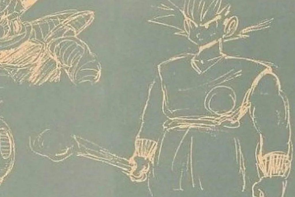 goku dragon ball z namekusei