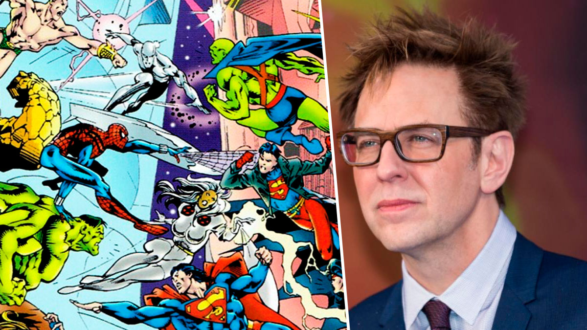 Avengers vs. Justice League? James Gunn already proposed a crossover to Marvel and DC   EarthGamer - Pledge Times