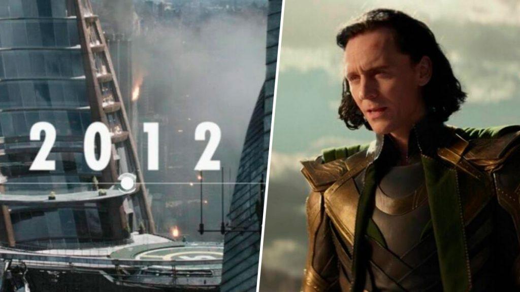 Loki serie capítulo 1